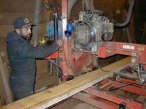 sawingplank